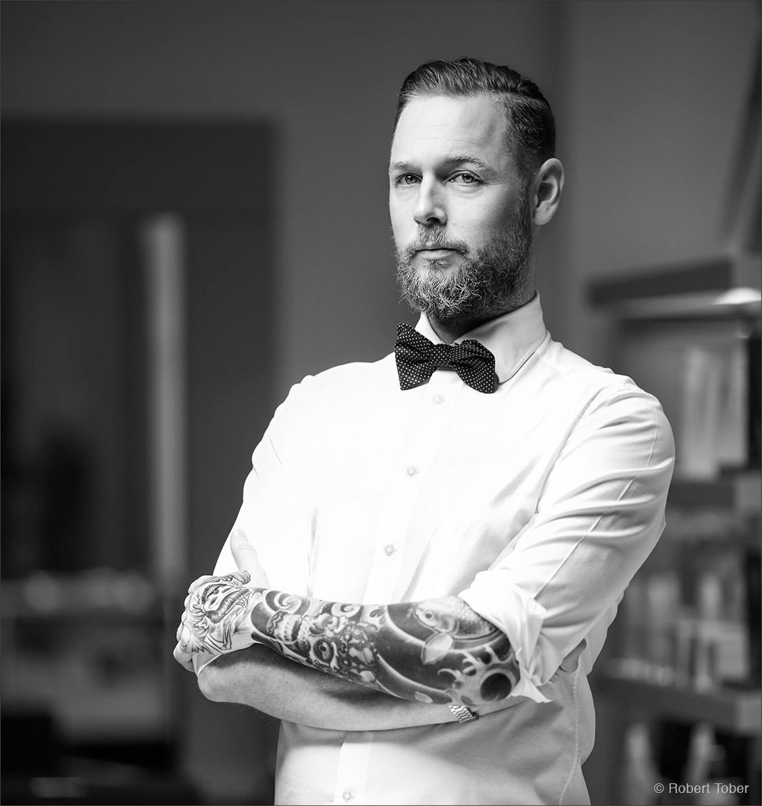 Porträt Christian Mayer -